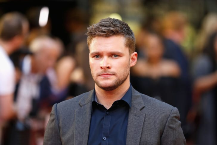 Jack Reynor arriving at the 'Detroit' European Premiere at The Curzon Mayfair on August 16, 2017 in London, England