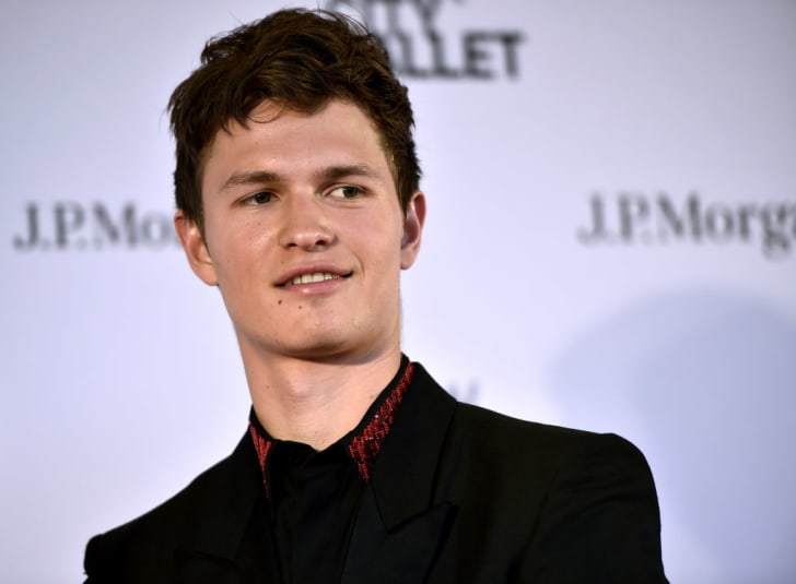Ansel Elgort attends New York City Ballet 2018 Spring Gala at Lincoln Center on May 3, 2018 in New York City
