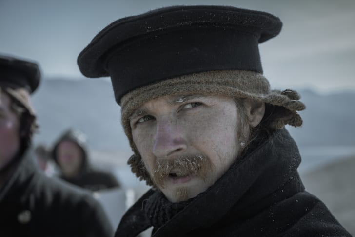 A scene from AMC's The Terror with Cornelius Hickey