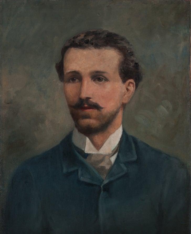 Portrait of José Asunción Silva