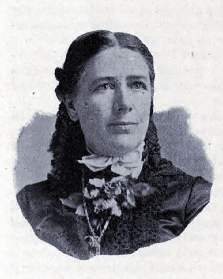 Portrait of Laura de Force Gordon