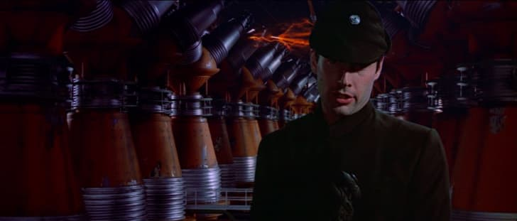 Ben Burtt in Star Wars