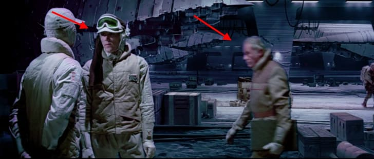 cameos in Star Wars