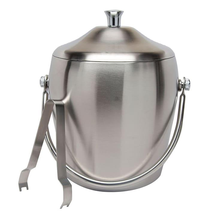 Stainless steel ice bucket