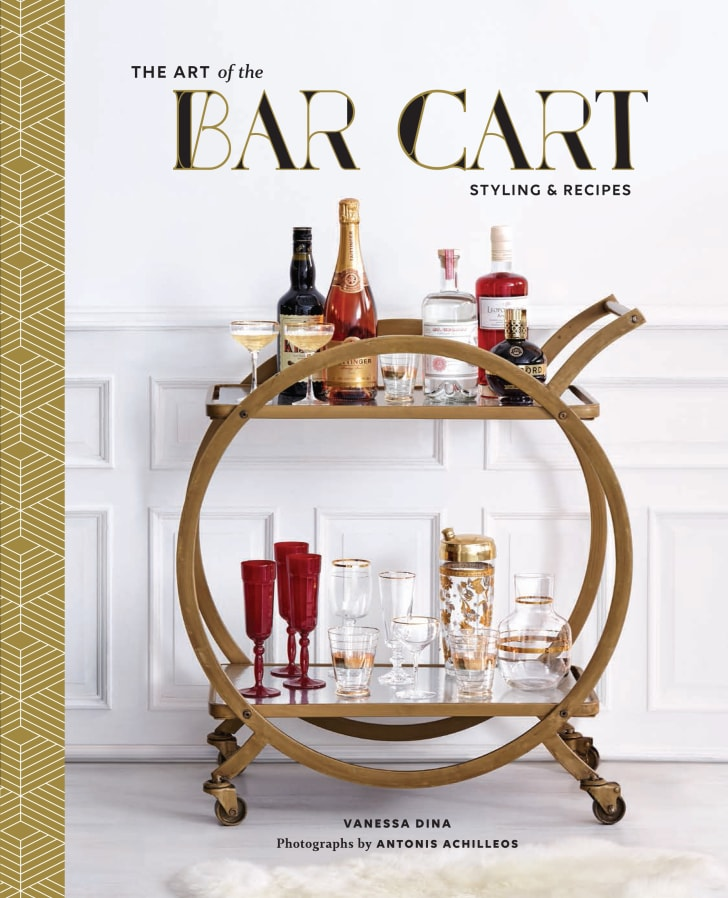 The Art of the Bar Cart cover