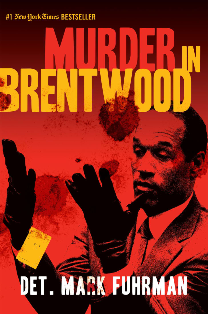 Murder in Brentwood cover