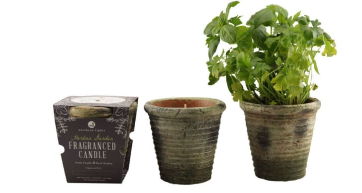 Herb Garden Candle