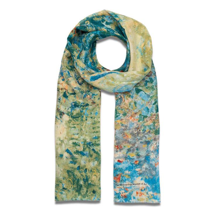 Monet scarf