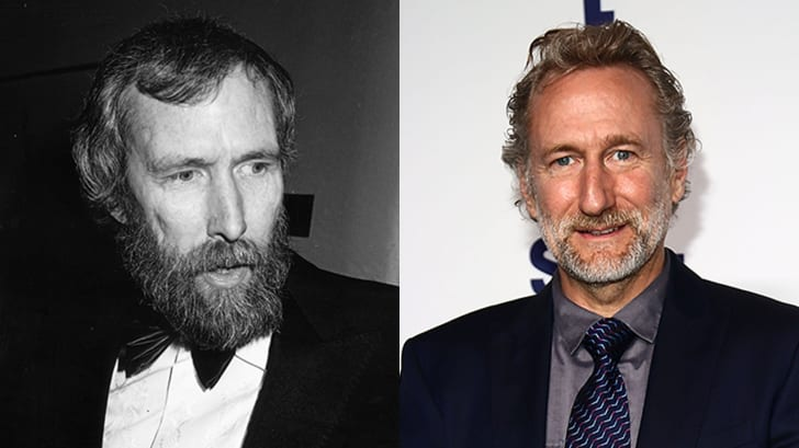Jim and Brian Henson
