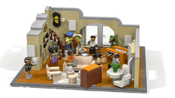 Fresh Prince LEGOs