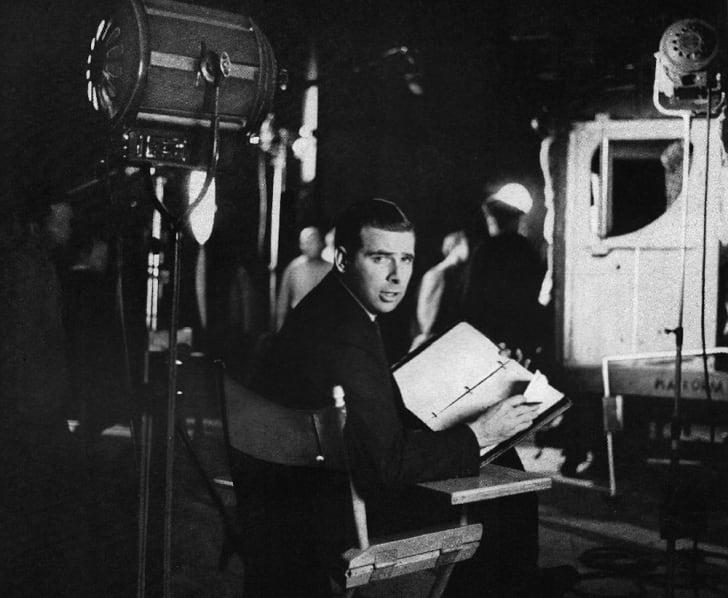 'Star Trek' creator Gene Roddenberry