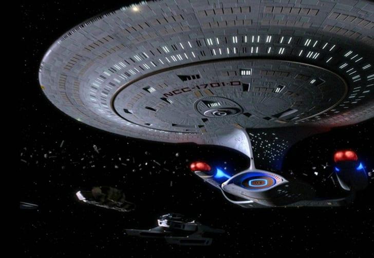 A still from 'Star Trek: The Next Generation'
