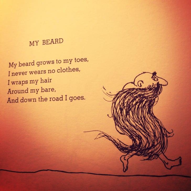 A Shel Silverstein poem