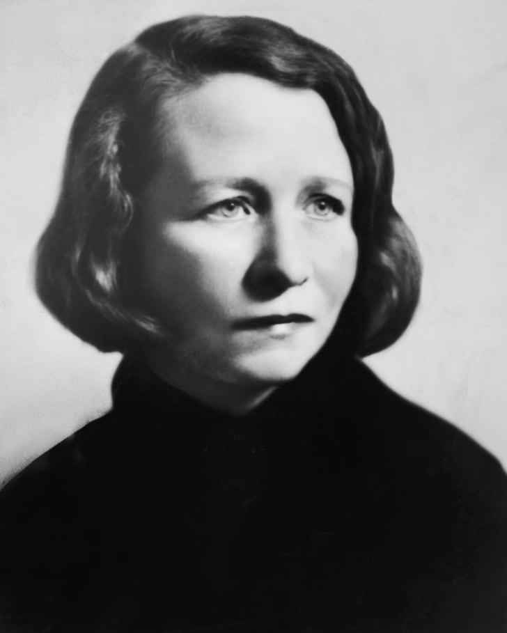 portrait of Edna St. Vincent Millay