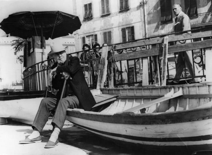 Ezra Pound in Italy