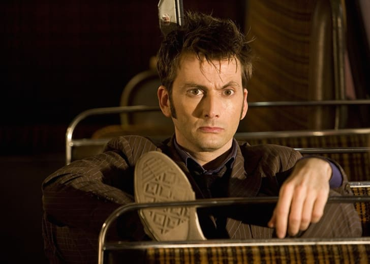 David Tennant stars in 'Doctor Who'