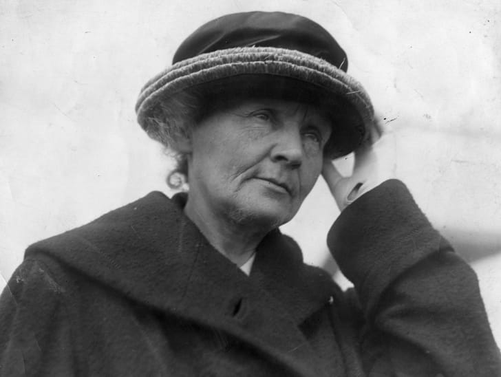 Marie Curie circa 1930
