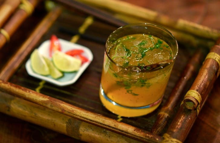 The pho cocktail