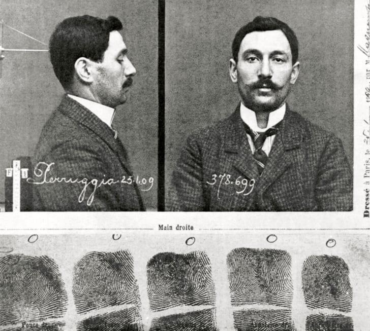 Vincent Peruggia, Mona Lisa thief