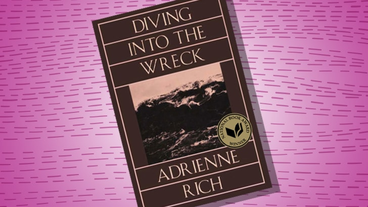 DIVING INTO THE WRECK, ADRIENNE RICH