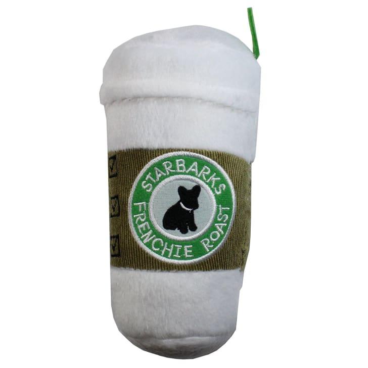 Starbarks Coffee DogToy