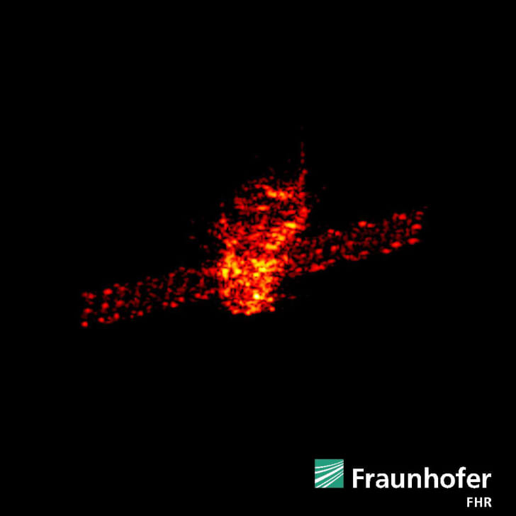 Tiangong-1 re-enters Earth's atmosphere