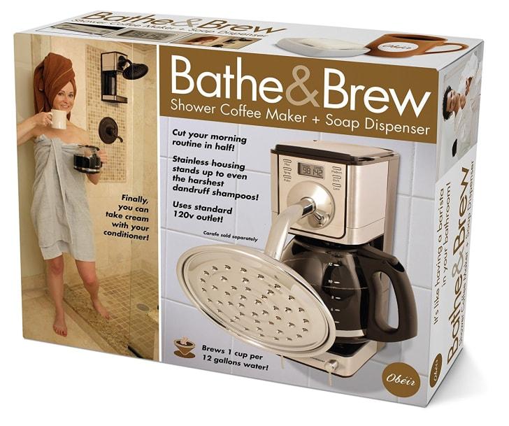 Bathe and Brew gift box