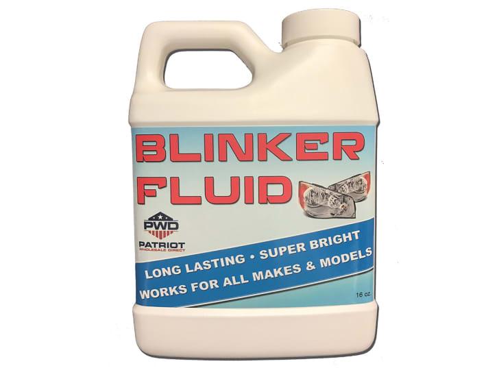 prank blinker fluid