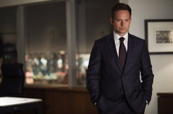 Patrick J. Adams in 'Suits'