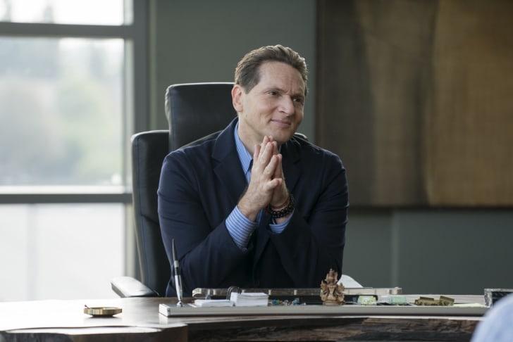 Matt Ross stars in 'Silicon Valley'