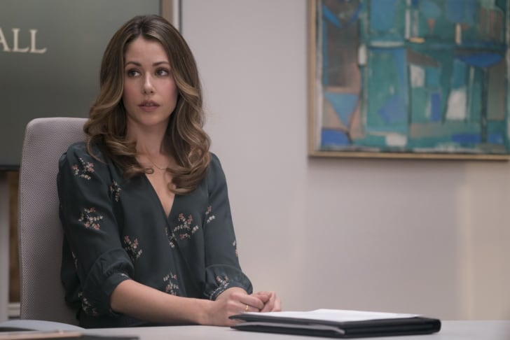 Amanda Crew stars in 'Silicon Valley'