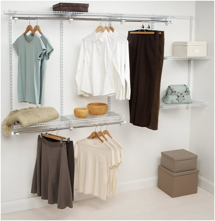 Rubbermaid Configurations Closet Kits