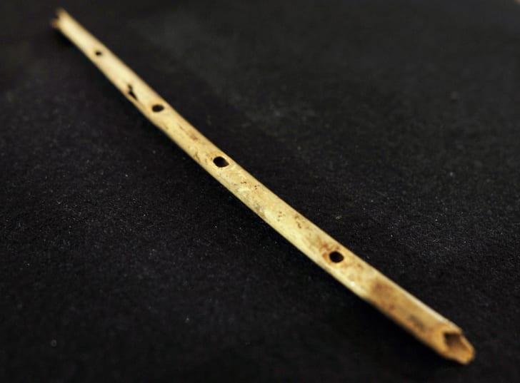 bone flute