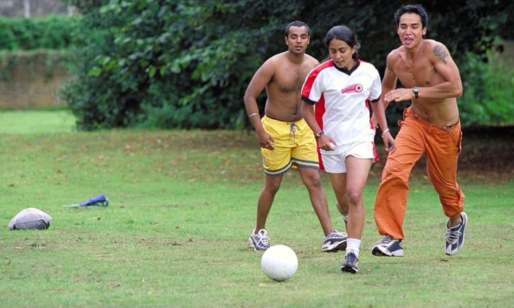 Parminder Nagra in Bend It Like Beckham (2002)