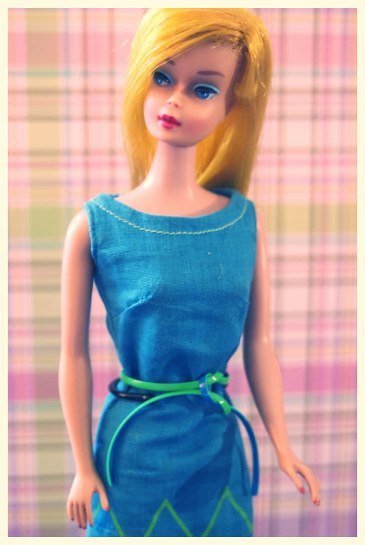 Vintage Color Magic Barbie