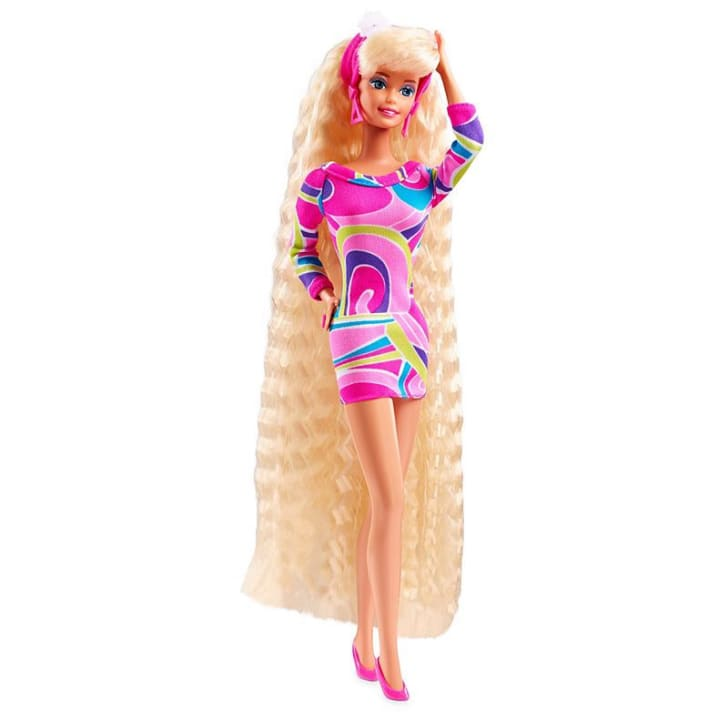 25th Anniversary Totally Hair Barbie