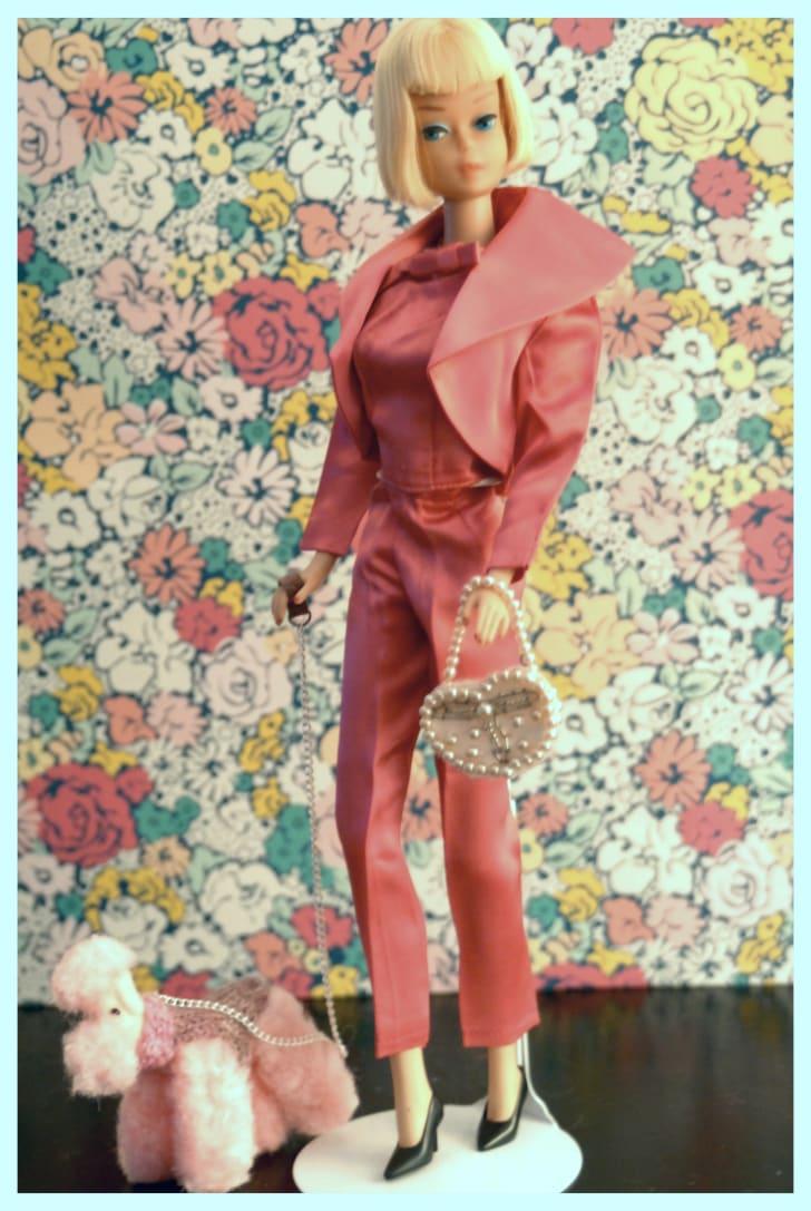 American Girl Barbie with bending legs