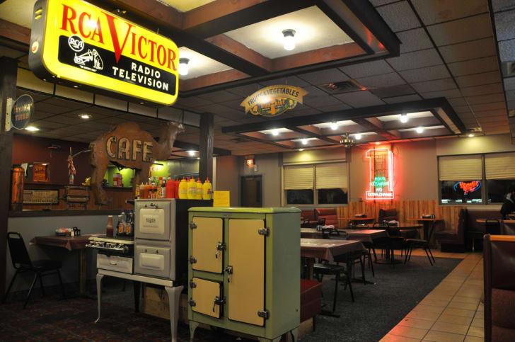 The Hi-Way Diner in Nebraska