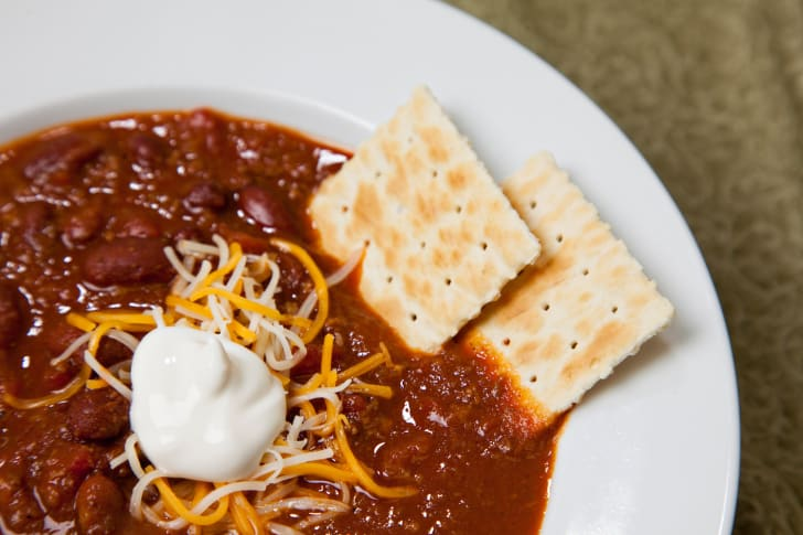 chili at Custard Stand