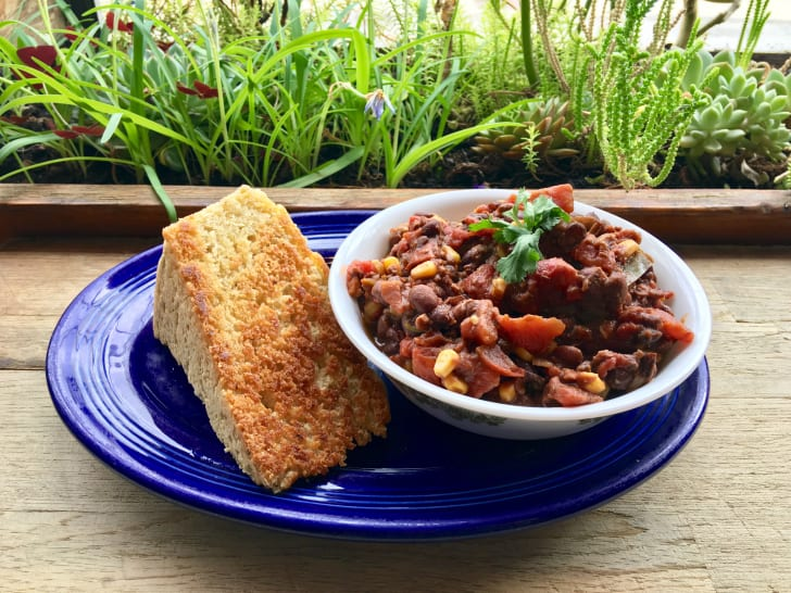 Hearty Chili at Rosetta's Kitchen