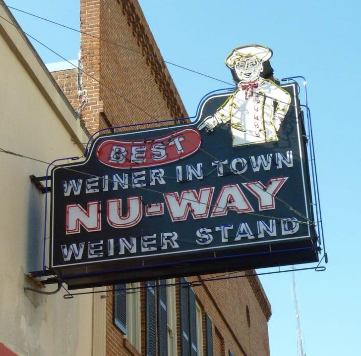 Nu-Way Weiner Stand