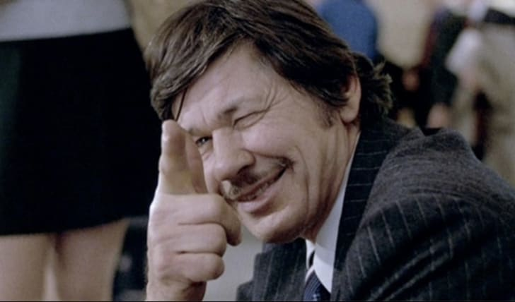 Charles Bronson stars in the original 'Death Wish' (1974)