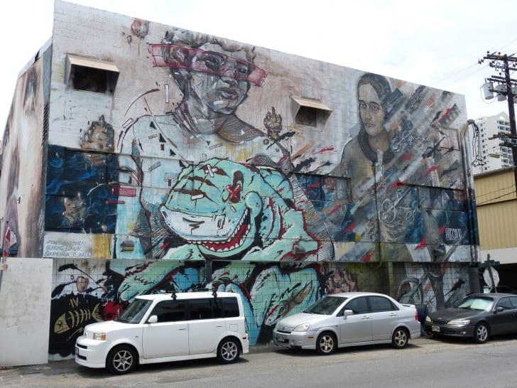 Kaka'ako Street Art