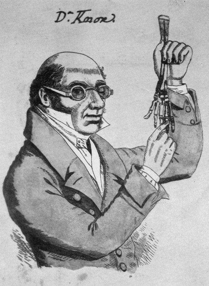 Scottish doctor Robert Knox
