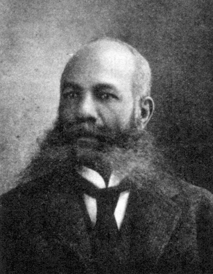 Portrait of Alexander Miles