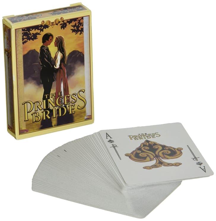 Albino Dragon The Princess Bride Playing Cards