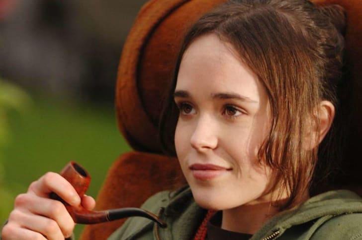Ellen Page in 'Juno'
