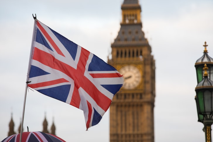 Picture of the Union Jack