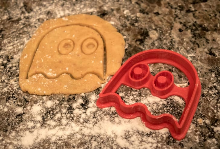 Pacman Ghost Cookie/Fondant Cutter