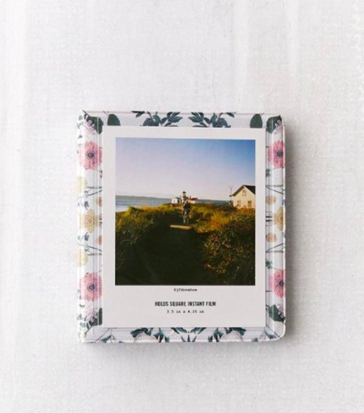 Mini Patterned Polaroid Photo Album